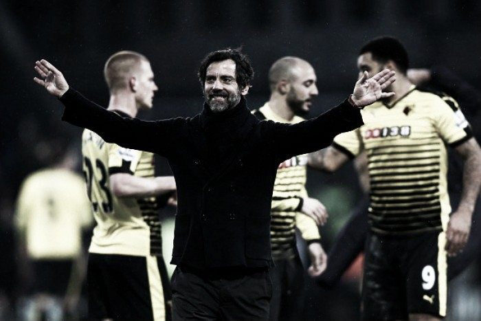 Flores delighted as Watford edge closer to important 40-point target