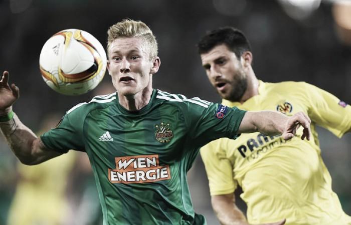 Meia Florian Kainz deixa Rapid Viena e assina com Werder Bremen por três anos