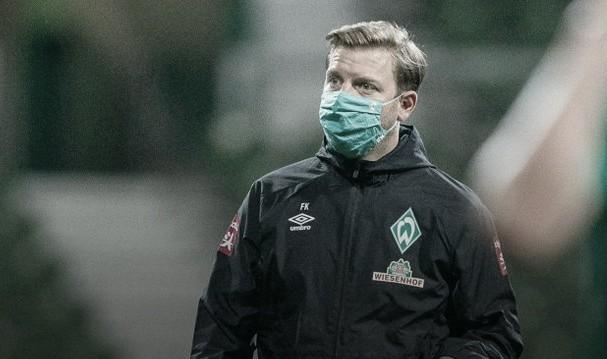 Após nova derrota em casa, técnico do Werder Bremen pede que time acredite mais em seu ataque