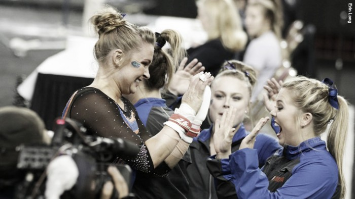 NCAA Women's Gymnastics Championships: Florida, LSU, and Georgia put up dazzling performances, reach Super Six