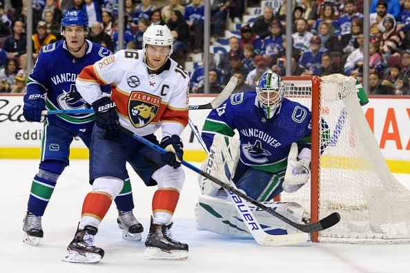 La significativa historia de traspasos entre los Florida Panthers y los Vancouver Canucks