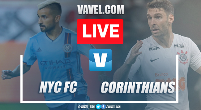 Goals and Highlights: Corinthians 2-1 NYC FC in 2020 Florida Cup