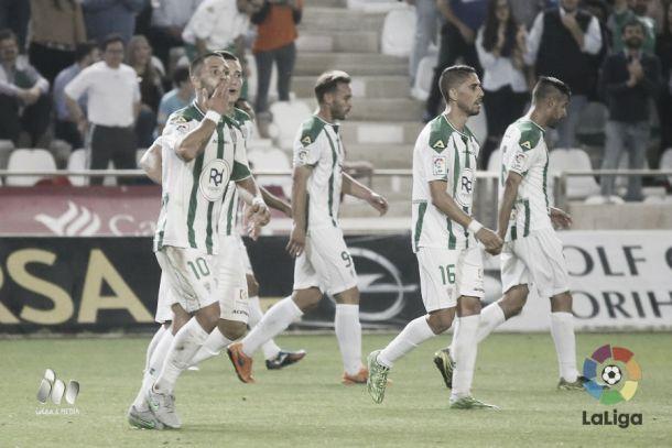 Análisis del Córdoba CF en la jornada 11 de la Liga Adelante