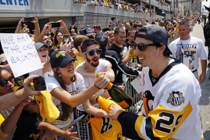 City of Pittsburgh anxious to welcome Fleury home