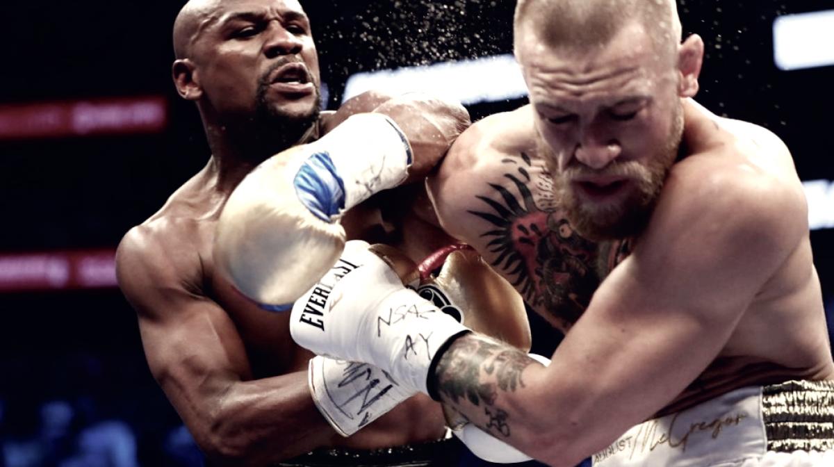 Mayweather camino a UFC