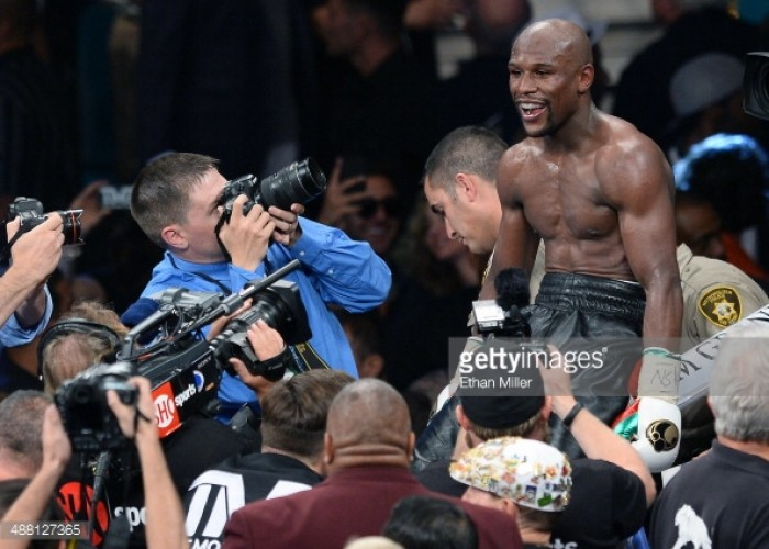 Floyd Mayweather vs Conor McGregor fight confirmed