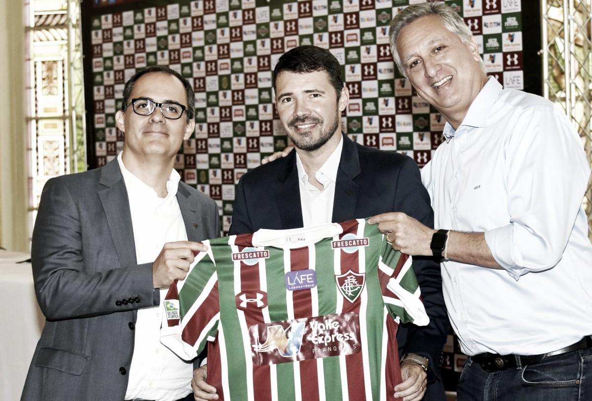 Ex-patrocinadora do Fluminense nega atrasos e diz que clube não cumpriu obrigações contratuais