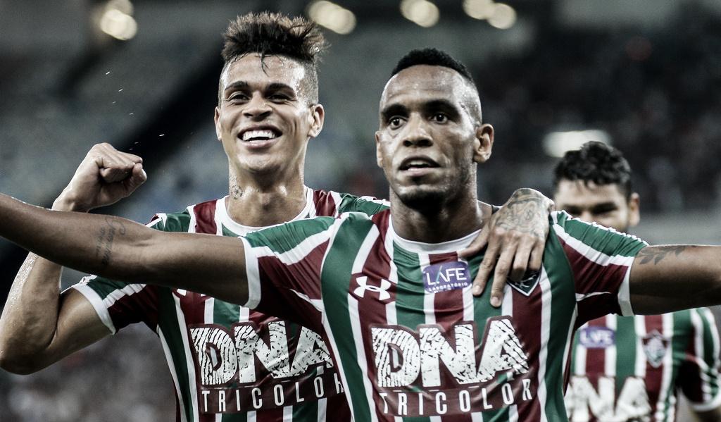 Fluminense vence novamente Deportivo Cuenca e vai às quartas de final da Sul-Americana