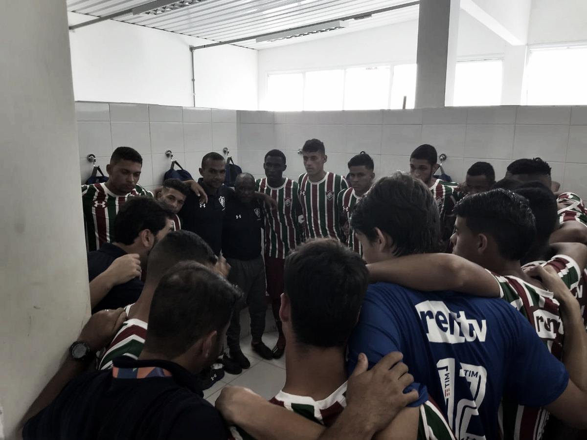 Já classificado, Fluminense perde para o Audax na Copa São Paulo
