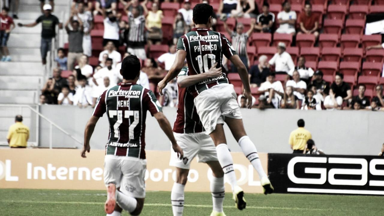 Mais avançados, Ganso e Nenê elogiam liberdade dada por Oswaldo de Oliveira