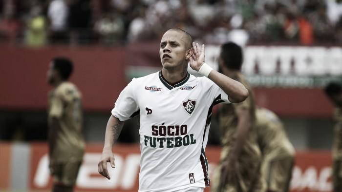 Fluminense domina Sport no segundo tempo, vence e entra no G-4
