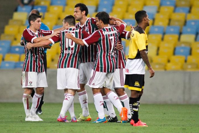 Resultado Fluminense x Criciúma na Primeira Liga (2-0) - VAVEL.com a2195c520ef47