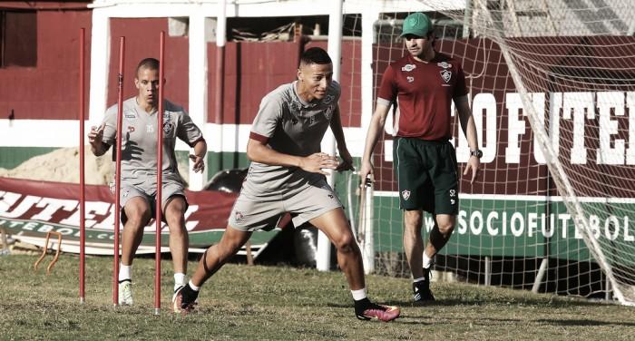 Após dois dias de folga, Fluminense se reapresenta visando duelo contra o Cruzeiro