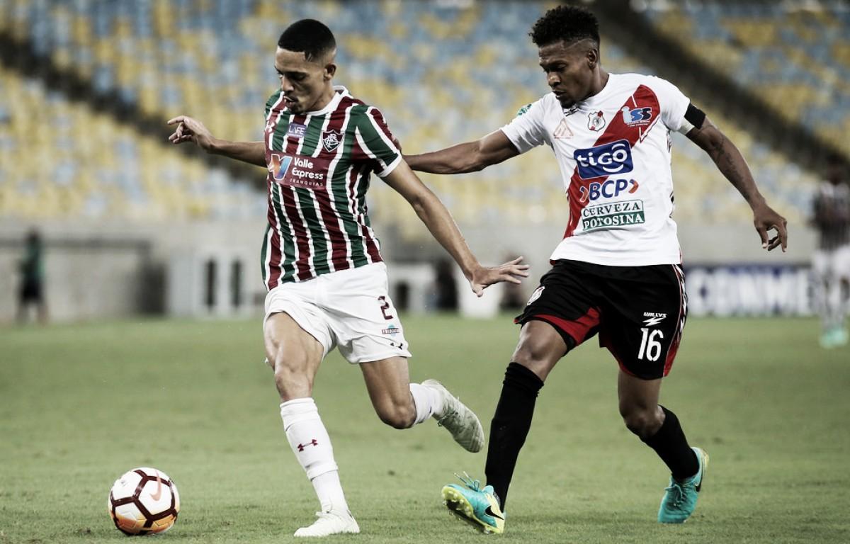A 4.067m de altitude, Fluminense encara Nacional Potosí por vaga na segunda fase da Sul-Americana