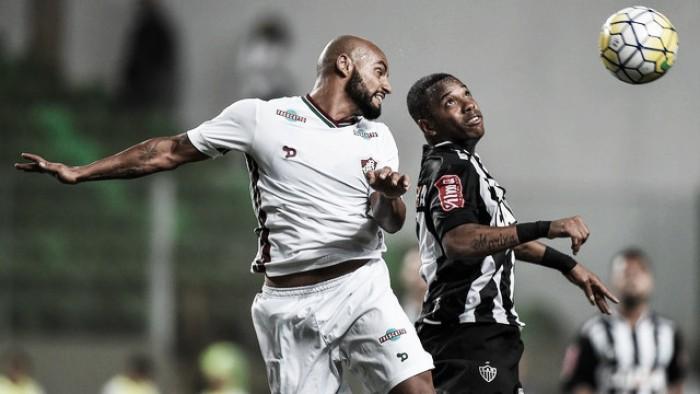 No reencontro com Fred, Flu recebe Atlético-MG visando manter invencibilidade em casa