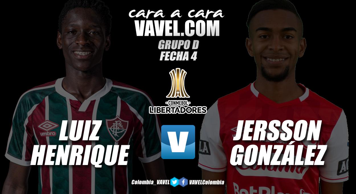 Cara a cara: Luiz Henrique vs Jersson González
