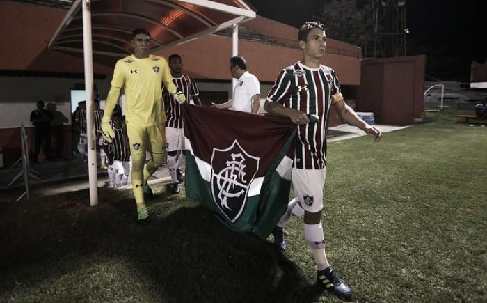 Jogando a vida, Fluminense encara o São Paulo, pelo Brasileiro Sub-20
