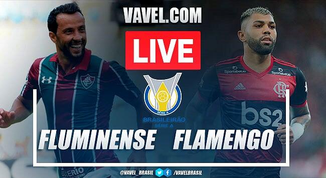 Gols e melhores momentos de Fluminense 1x2 Flamengo