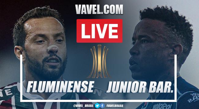 Gols e melhores momentos Fluminense x Junior Barranquilla pela Libertadores 2021 (1-2)