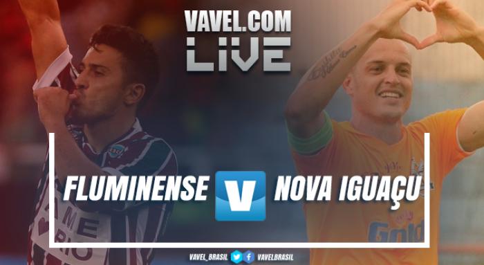 Resultado Fluminense x Nova Iguaçu pela Taça Rio 2017 (1-3)