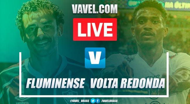 Gols e melhores momentos de Fluminense 0 x 3 Volta Redonda pelo Campeonato Carioca 2020