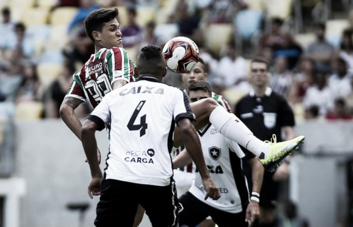 Jovens elencos e briga por atilharia  Fluminense e Botafogo decidem a Taça  Rio 9fc3082de954b