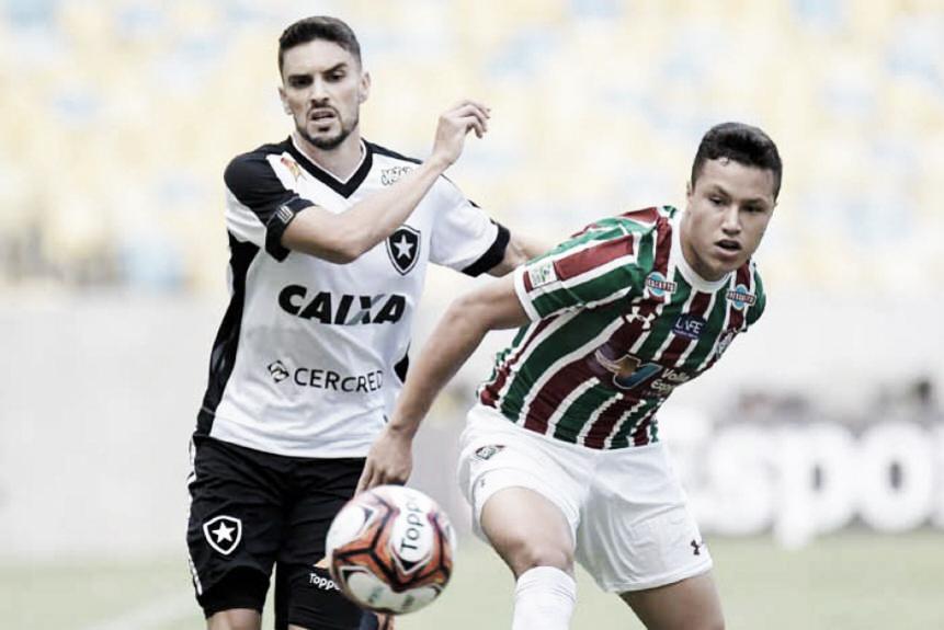 Em busca da classificação, Fluminense e Botafogo fazem primeiro clássico Vovô do ano
