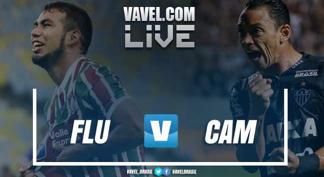 Resultado Fluminense 1 x 0 Atlético-MG no Campeonato Brasileiro 2018