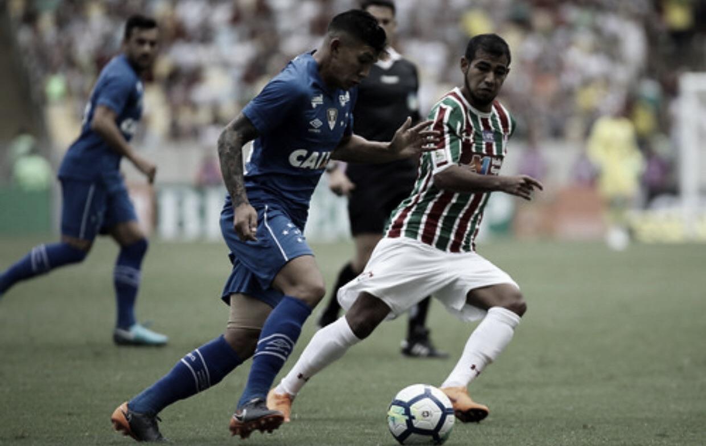 Sem Pedro, Fluminense encara Cruzeiro noMaracanãpelas oitavas da Copa do Brasil