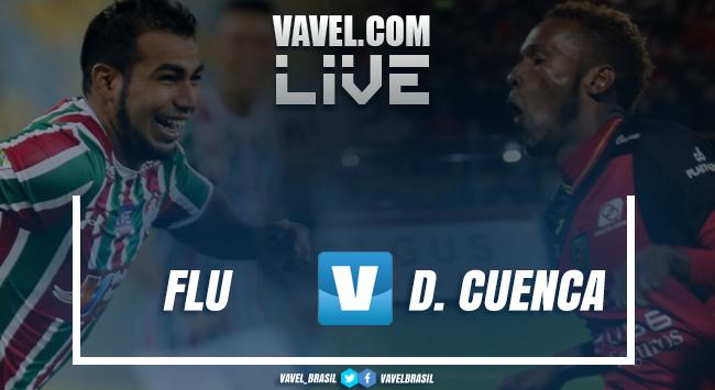 RESULTADO Fluminense 2 x 0 Deportivo Cuenca na Copa Sul-Americana 2018