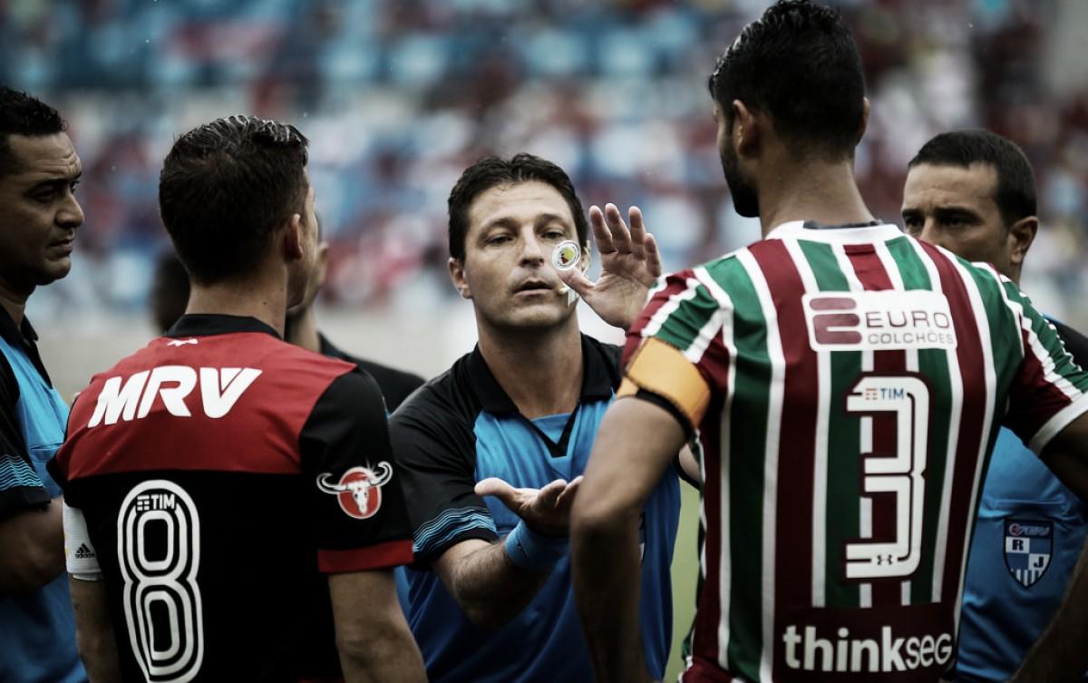 Diego elege o grande vilão da eliminação do Flamengo da Taça Rio