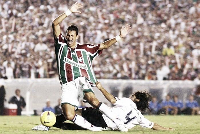 Onde estão os jogadores da final Fluminense x LDU pela Libertadores 2008?