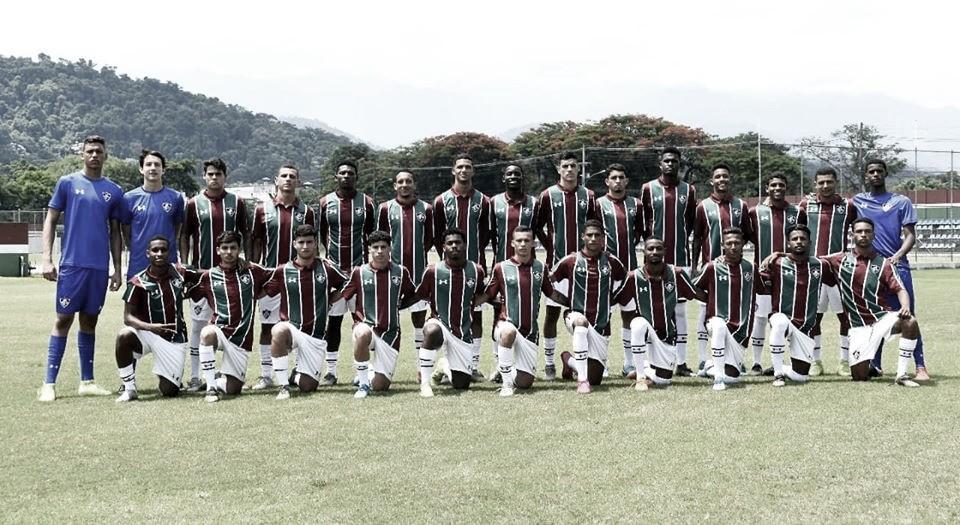 Fluminense goleia o Socorro na estreia da Copa São Paulo de Futebol Júnior