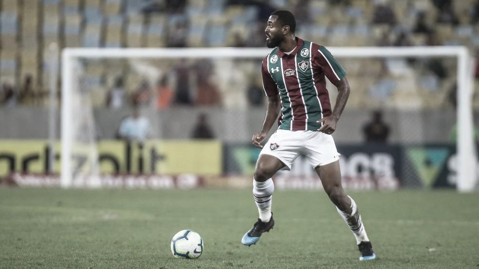 """Emprestado ao Oeste, Caio Vinícius lembra do Fluminense: """"gostaria de ter oportunidades no clube"""""""