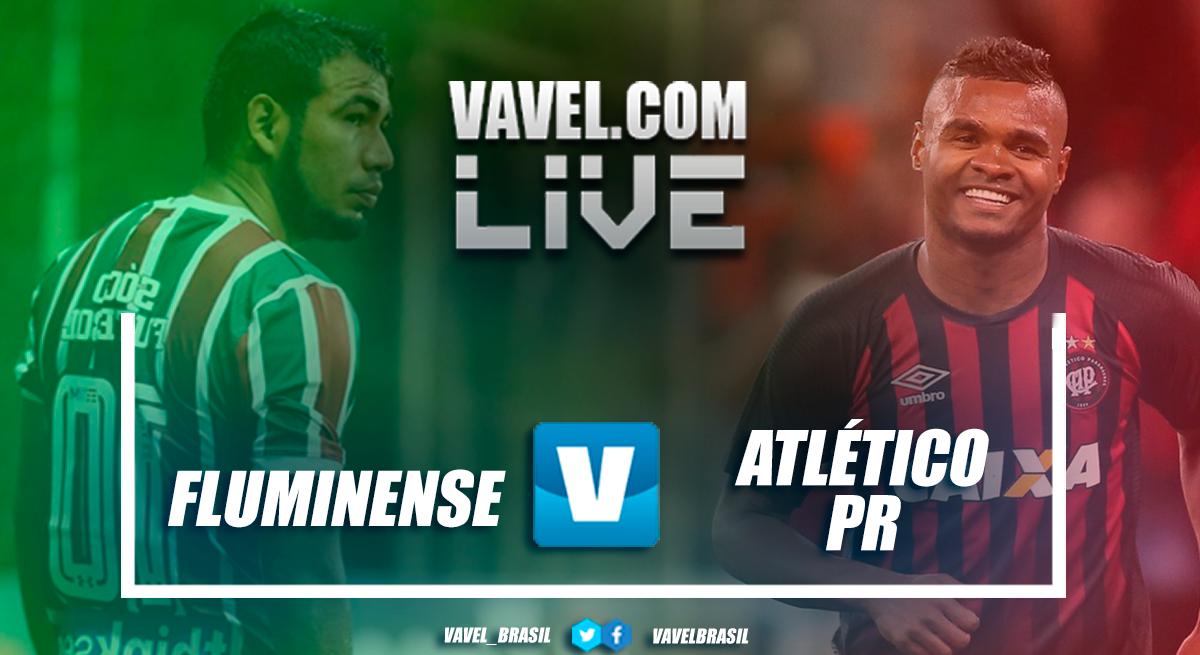 RESULTADO Fluminense x Atlético-PR no Campeonato Brasileiro 2018 (2-0)