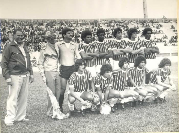 Recordar é viver: há 39 anos, Fluminense e Caldense empataram em amistoso