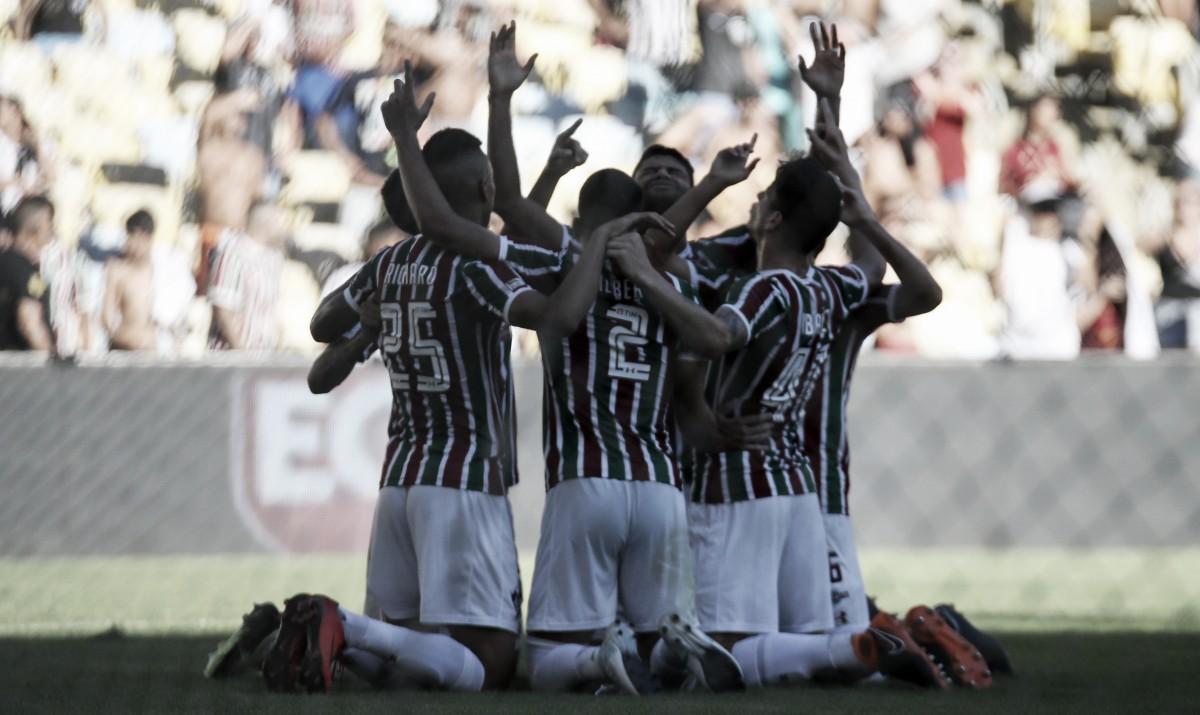 Análise: Com força ofensiva nas laterais, Fluminense utiliza contra-ataque para golear Botafogo