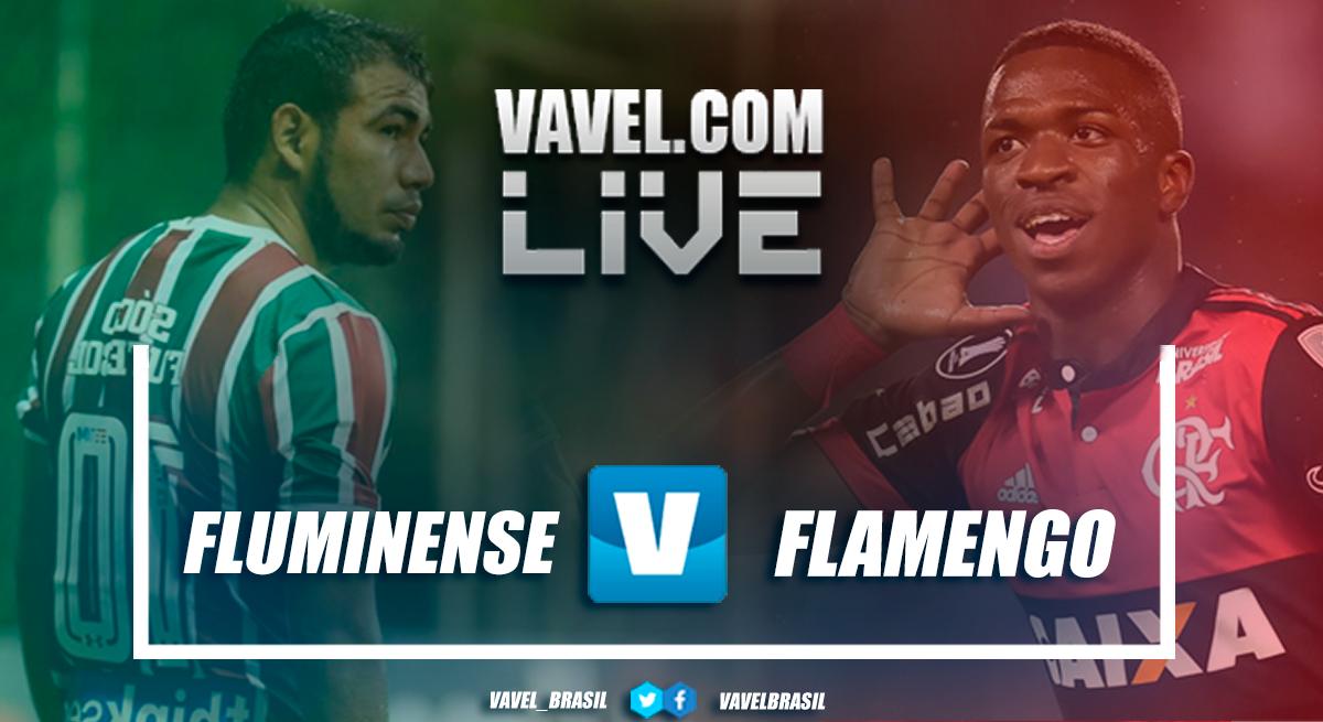 Flamengo vence o Fluminense pelo Campeonato Brasileiro (0-2)