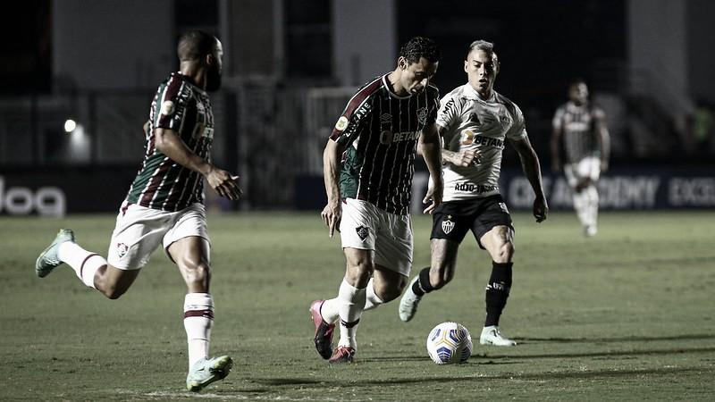 Fluminense e Atlético-MG se enfrentam pela segunda vez seguida, agora pela Copa do Brasil
