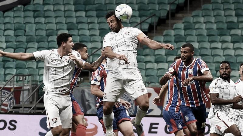 Gols e melhores momentos Fluminense x Bahia pelo Campeonato Brasileiro 2021 (2-0)