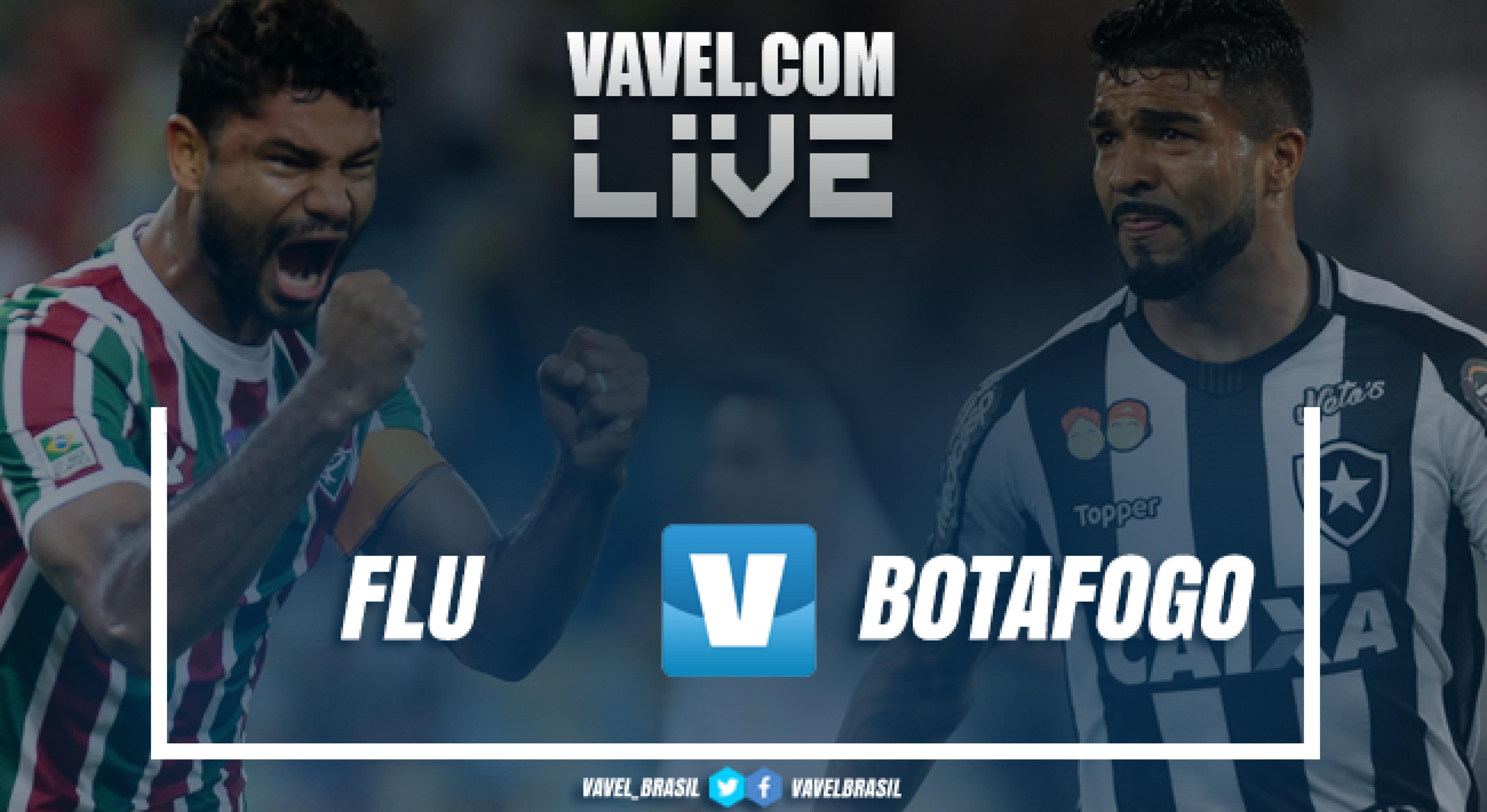 RESULTADO Fluminense x Botafogo no Campeonato Brasileiro 2018 (1-0)