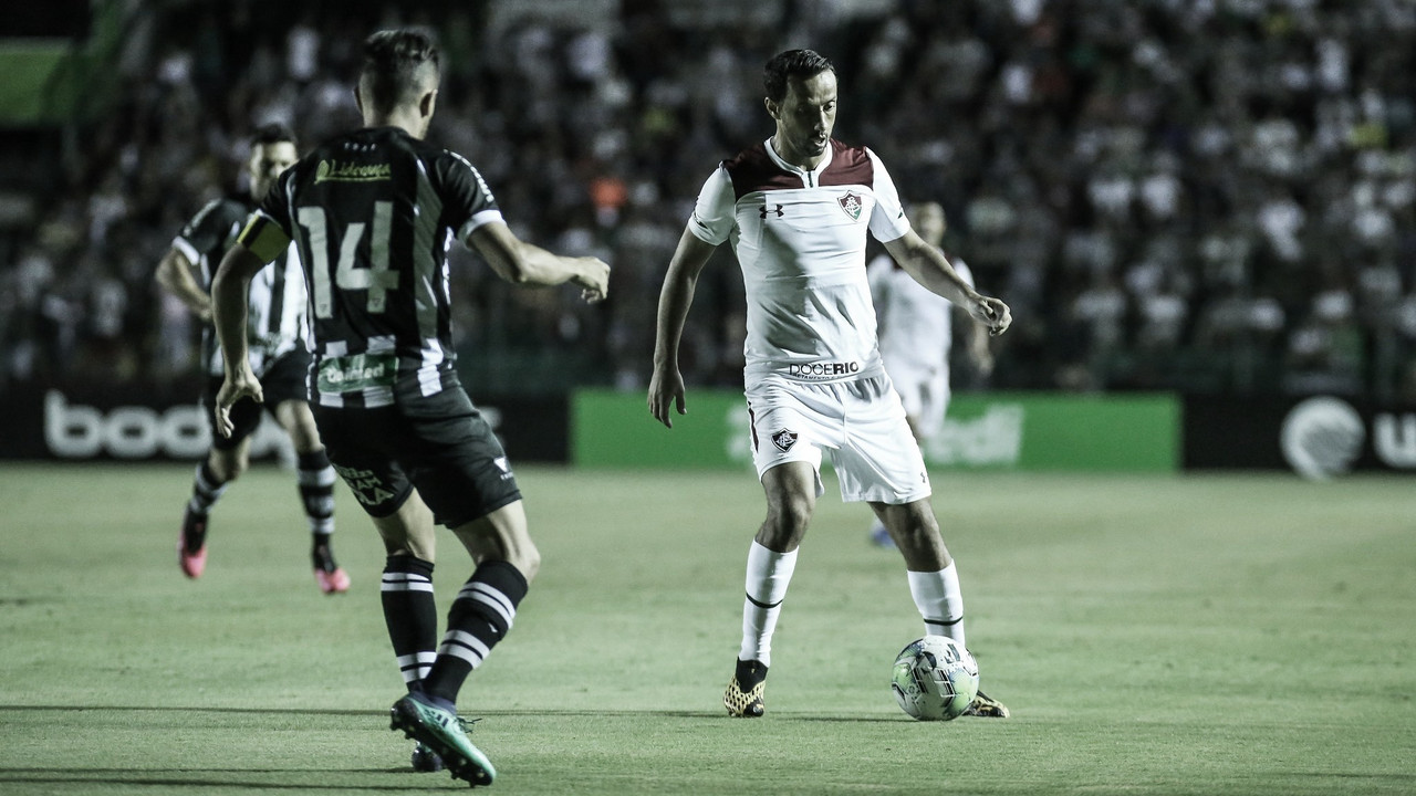 Para manter boa fase, Fluminense busca classificação sobre Figueirense na Copa do Brasil