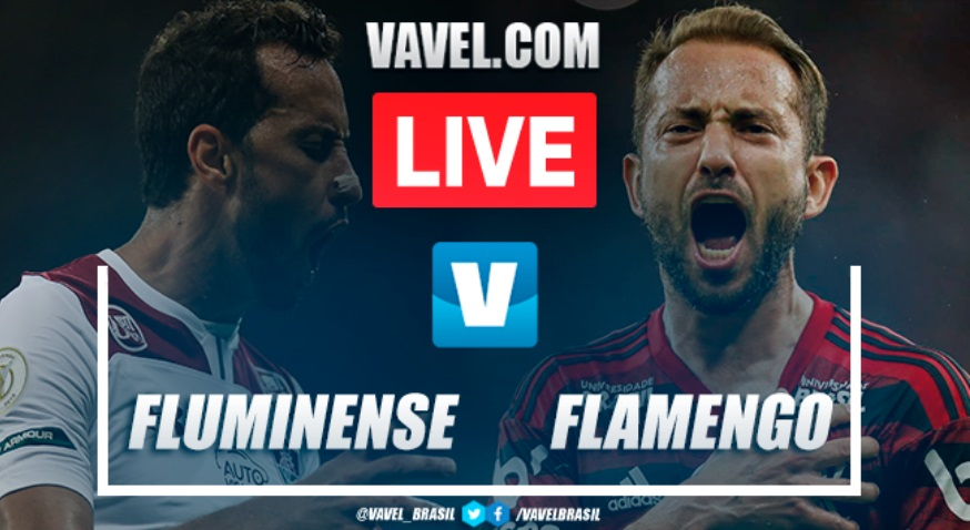 Gols e melhores momentos de Fluminense 1 x 2 Flamengo pelo Campeonato Carioca 2020