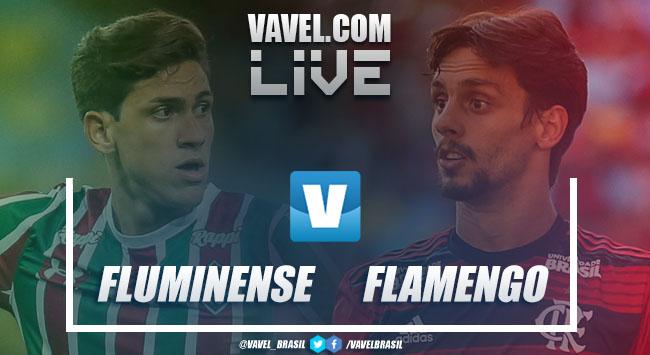 Resultado Fluminense 0 x 0 Flamengo no Campeonato Brasileiro 2019