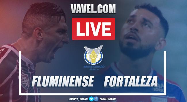 Gols e melhores momentos de Fluminense 2 x 0 Fortaleza pelo Campeonato Brasileiro