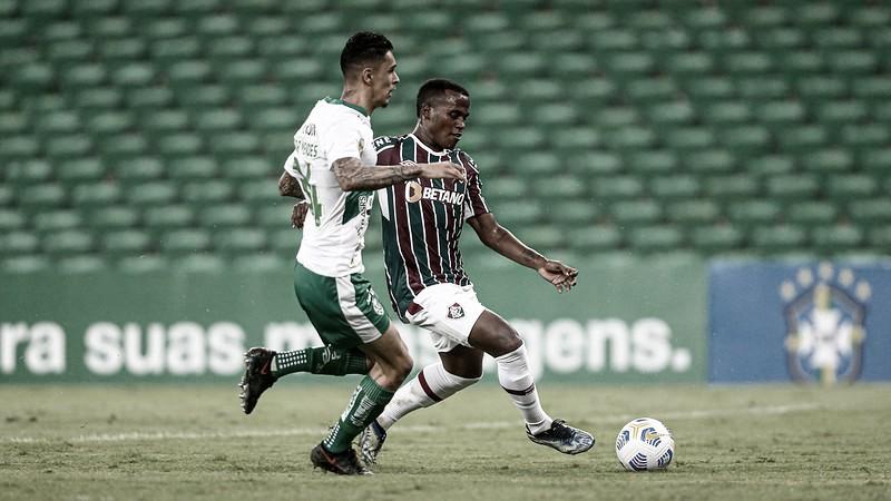 Fluminense e Juventude empatam em jogo atrasado do Brasileirão