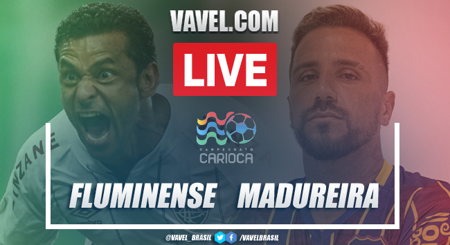 Gols e melhores momentos de Fluminense 4 x 1 Madureira pelo Campeonato Carioca 2021
