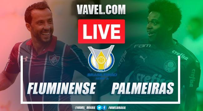 Gols e melhores momentos de Fluminense 1 x 1 Palmeiras pelo Campeonato Brasileiro 2020