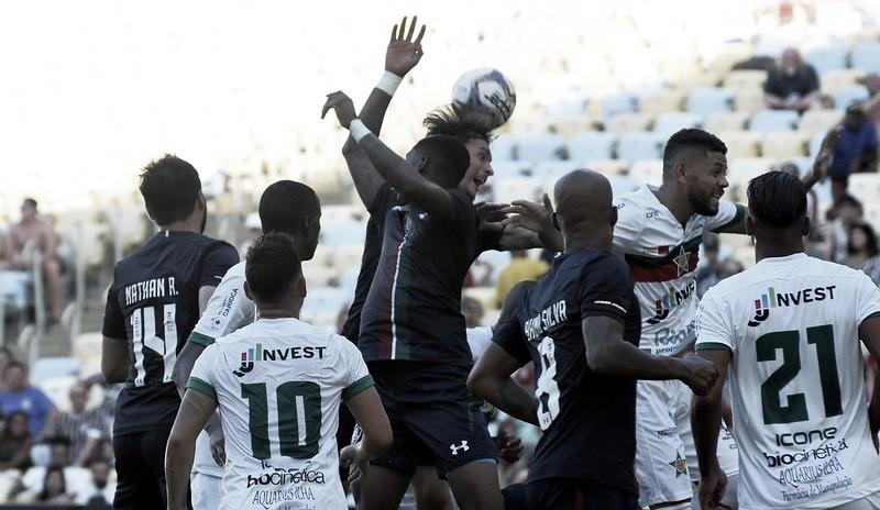 Diante da torcida pela primeira vez em 2020, Fluminense encara Portuguesa-RJ