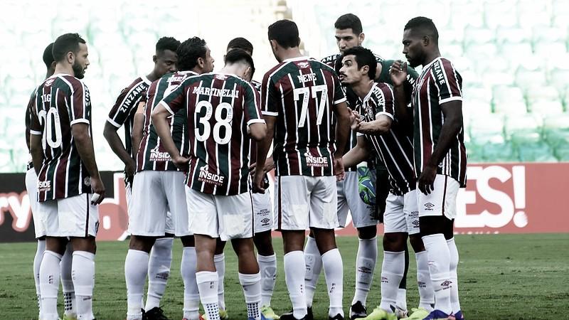 Gols e melhores momentos de Fluminense 1 x 1 River Plate pela Libertadores 2021